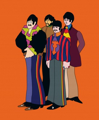Beatles_Animated