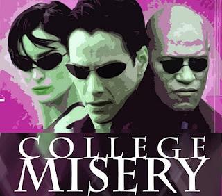 college misery matrix