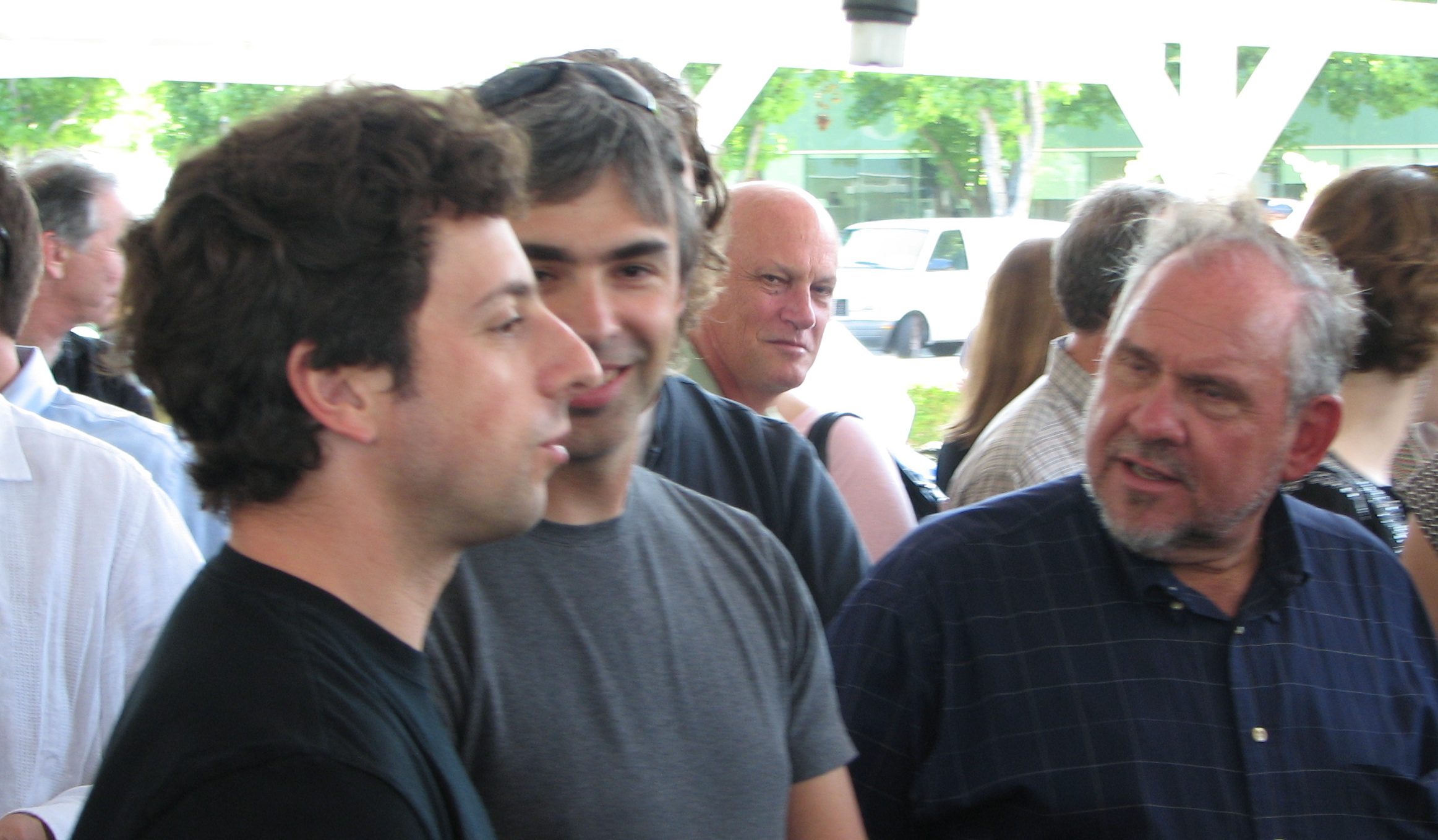 (Sergey Brin, Larry Page, and the man who turned me into the FBI)