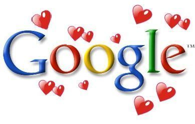 (sometimes I have a crush on Google)