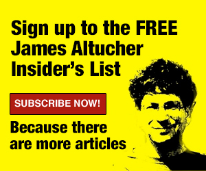 James Altucher Insiders List