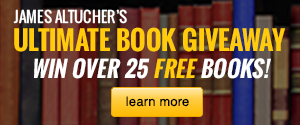 The James Altucher Ultimate Book Giveaway