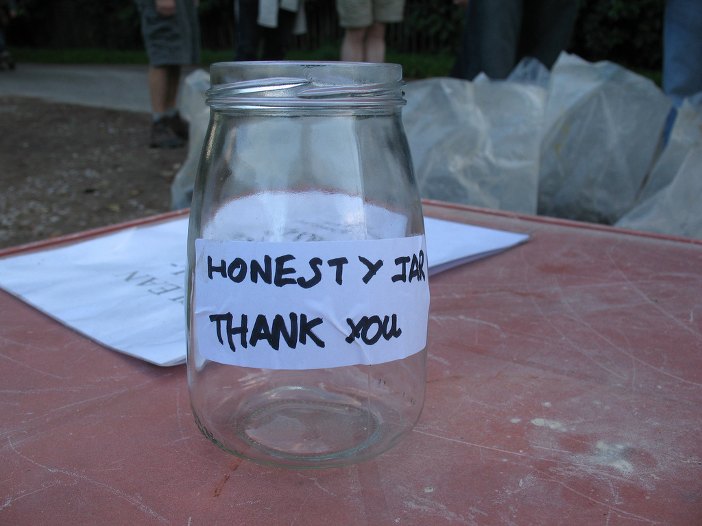 Honesty is going to make you more money
