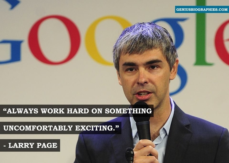 20 Things I've Learned From Larry Page