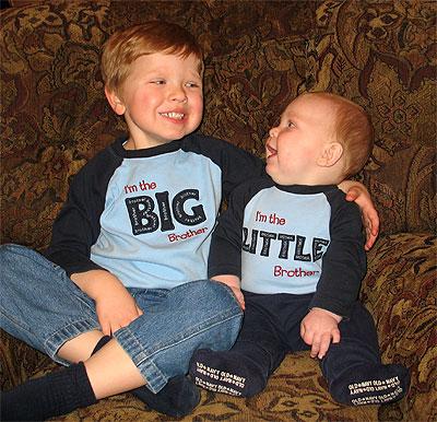 I wish I had a brother