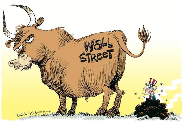 stock market is bullshit