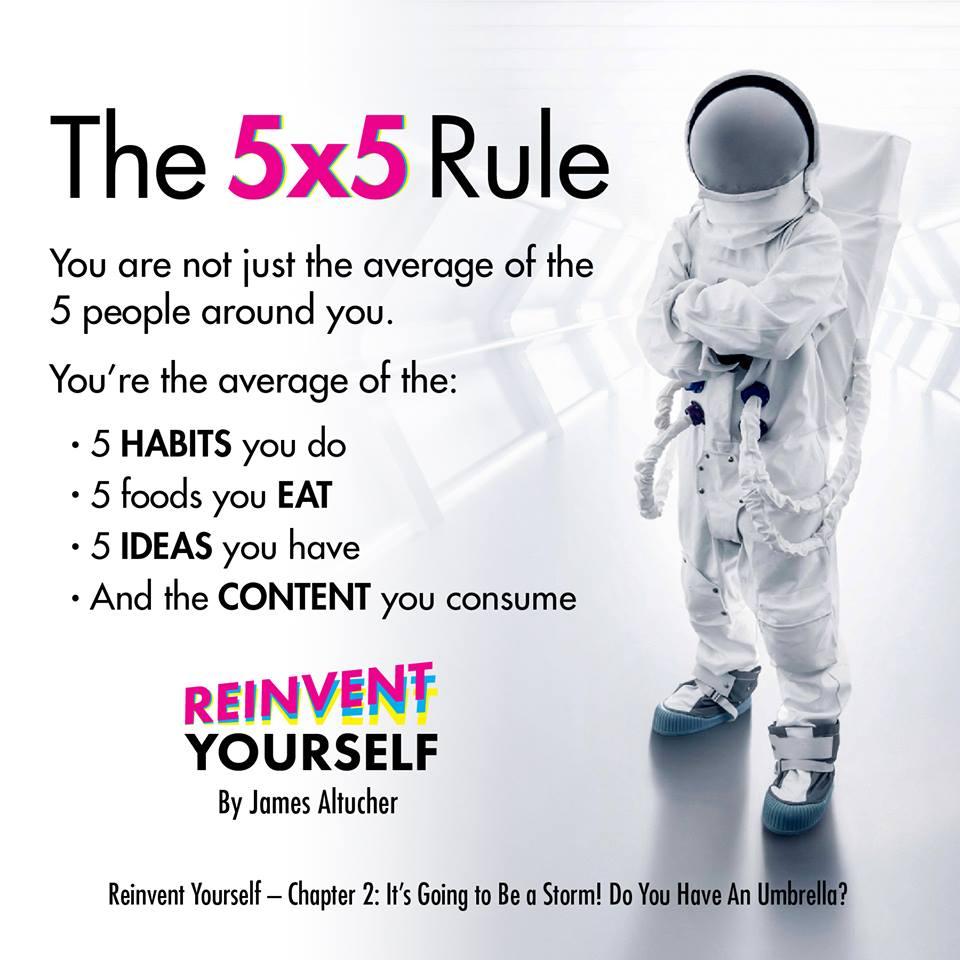 5x5 rule